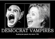 Democrat Vampires