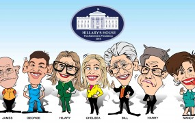 Caricature Amendments